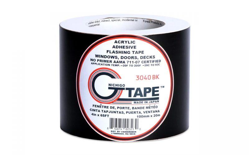 3040BK Flashing Tape