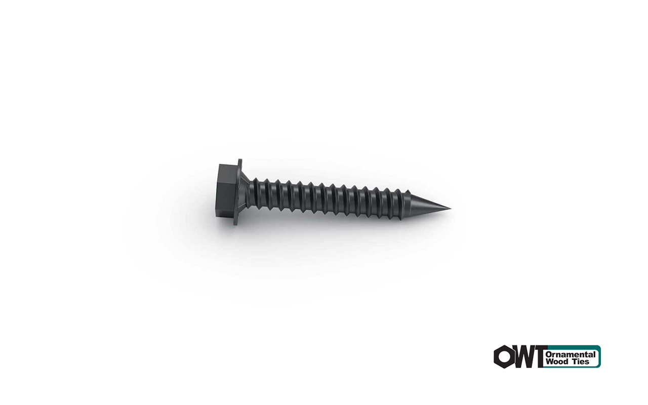 "OZCO 1/4"" x 1 3/4"" OWT Timber Screws"