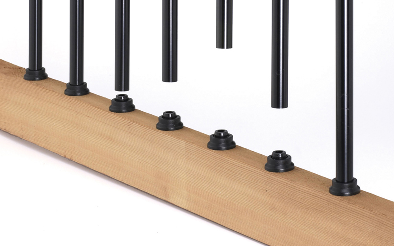 Deckorators®Classic Designer Connector & Stair Adaptor