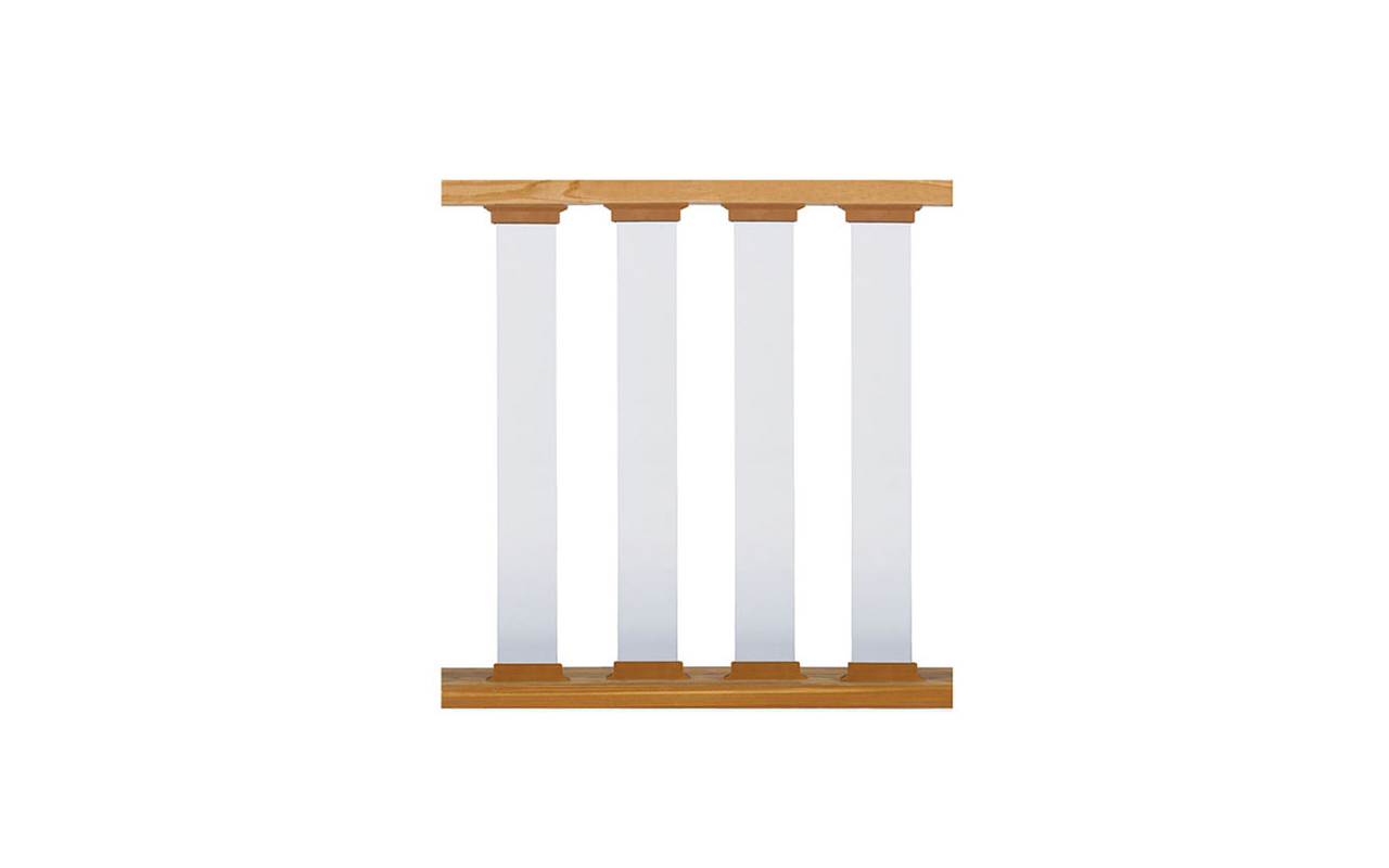 Deckorators® Scenic Glass Balusters