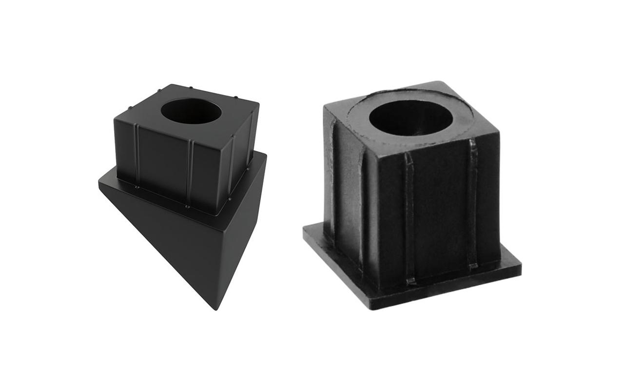 Deckorators® Estate Baluster Connector & Stair Adaptor