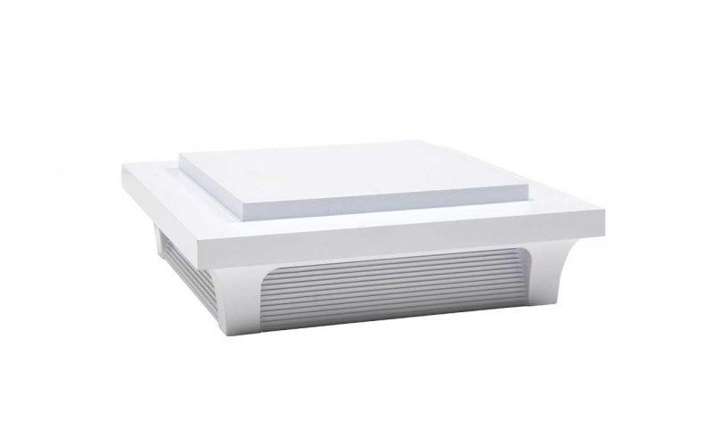 Deckorators® Luna 4 Post Cap White