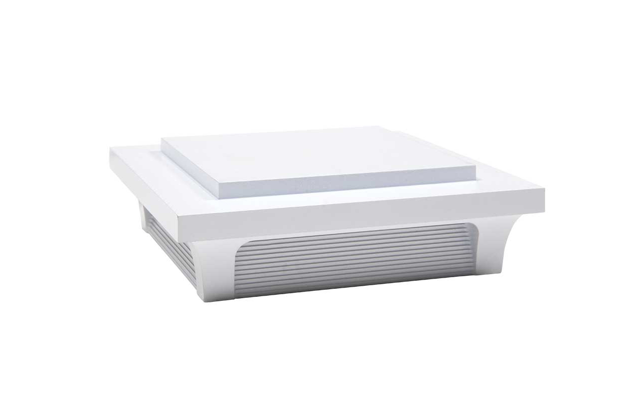 Deckorators® Luna 4 Post Cap White