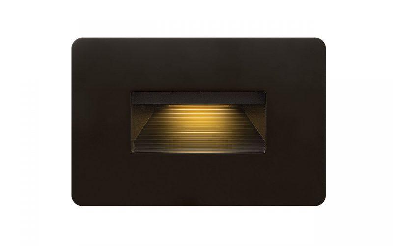 Deckorators® Luna Step Light Black