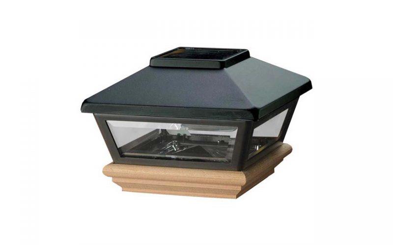 Deckorators® Solar Post Cap