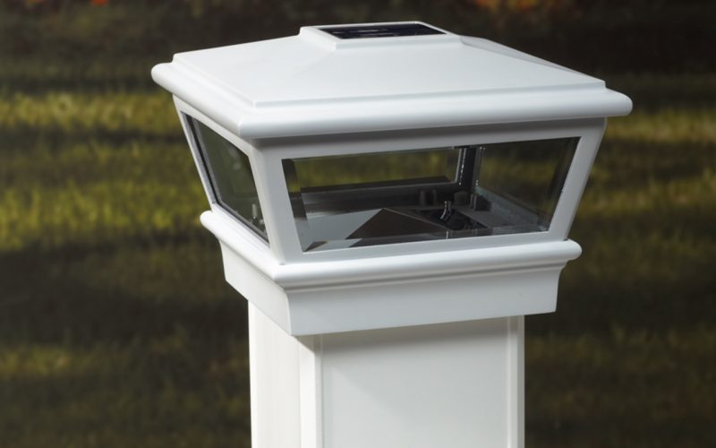 Deckorators® Traditional Solar VersaCap