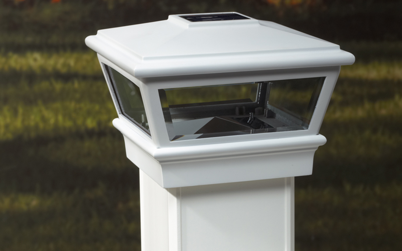 Deckorators® Traditional Solar VersaCap
