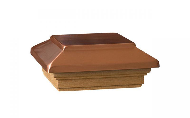 Deckorators® Victoria Copper Plateau