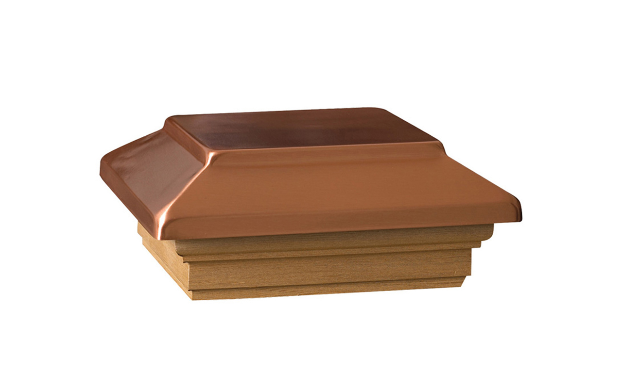 Deckorators® Victoria Copper Plateau