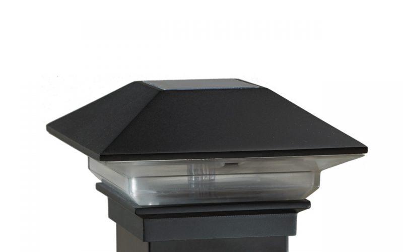 Deckorators® ALX Classic Solar Post Cap Light
