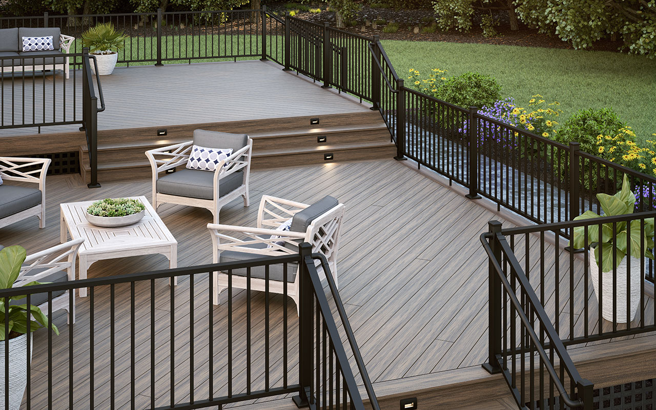 Deckorators® Contemporary Railing