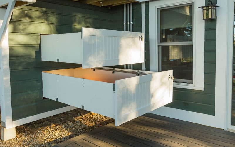 Deckorators® Deck Drawer Hardware Kit