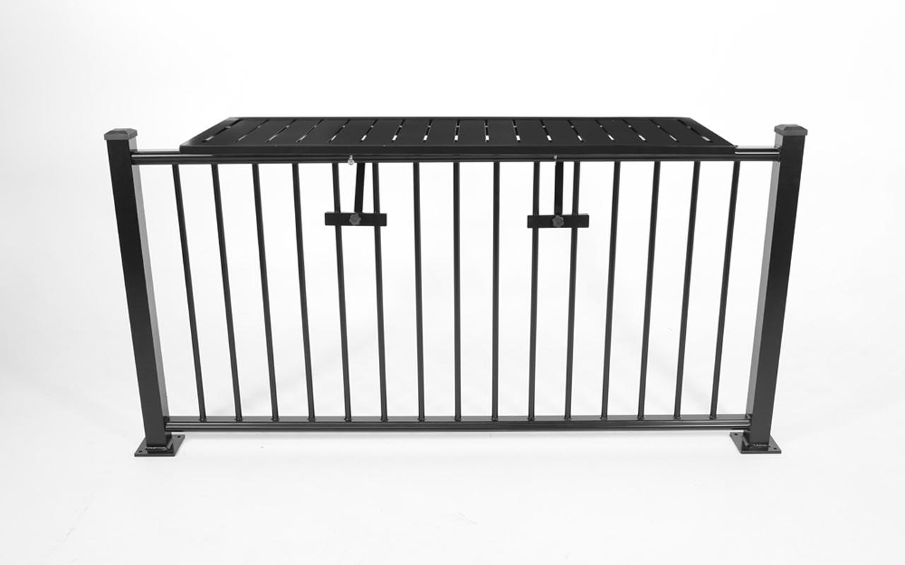 Deckorators®Deck Rail Table