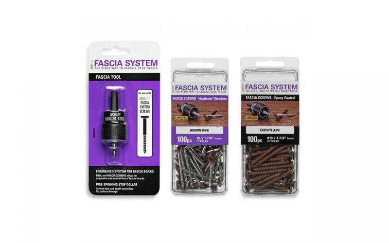 Starborn DeckFast Fascia System