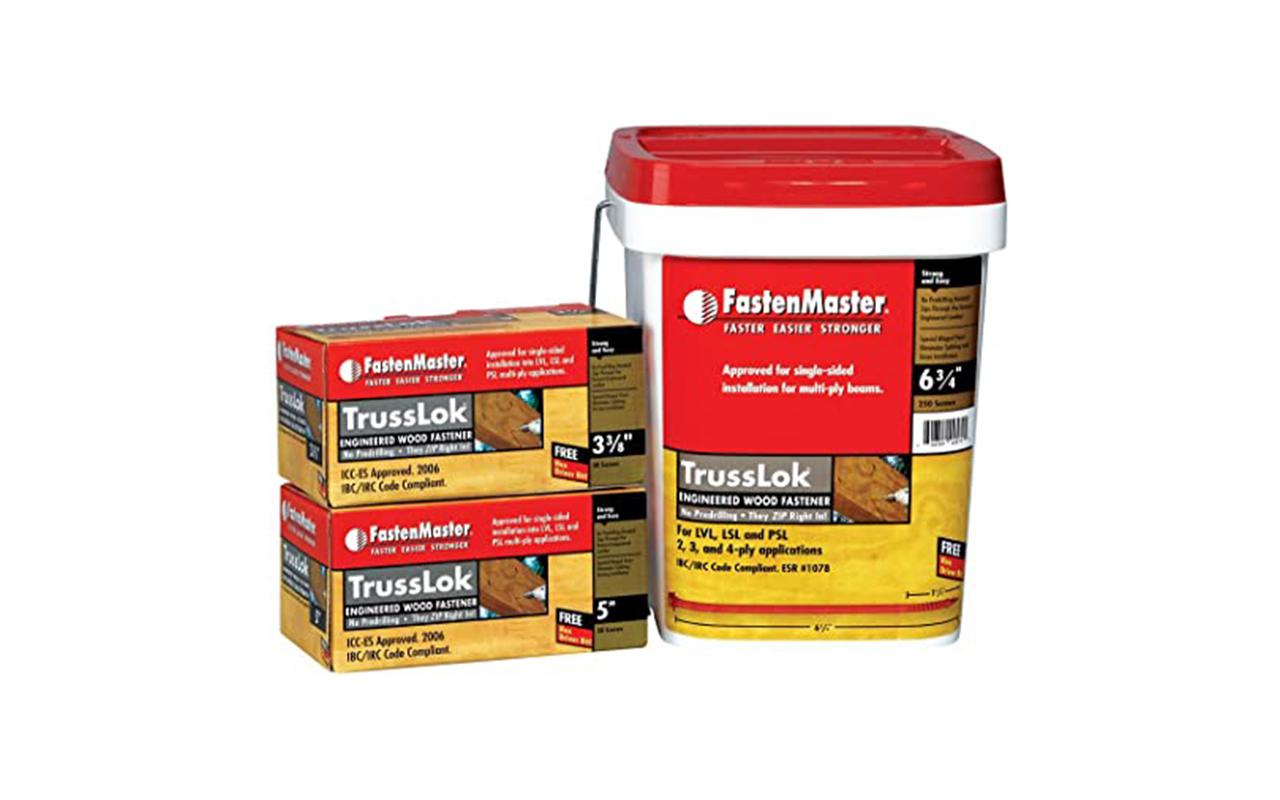 FastenMaster TrussLok