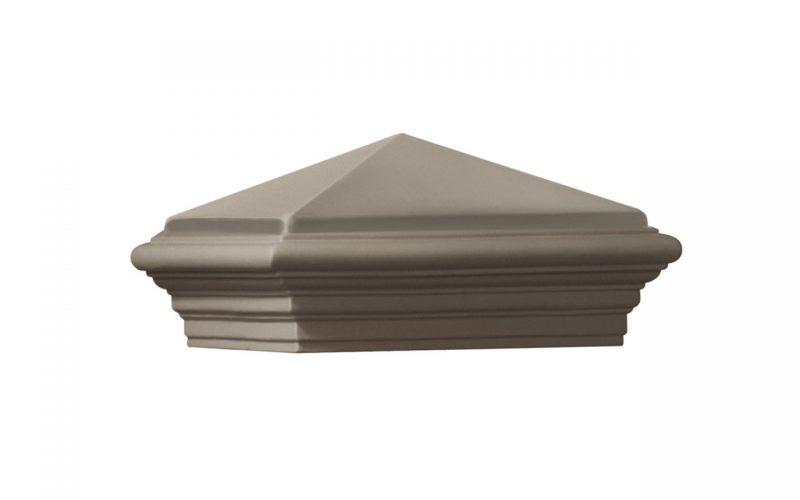 Deckorators® Woodland Gray Postcover Cap
