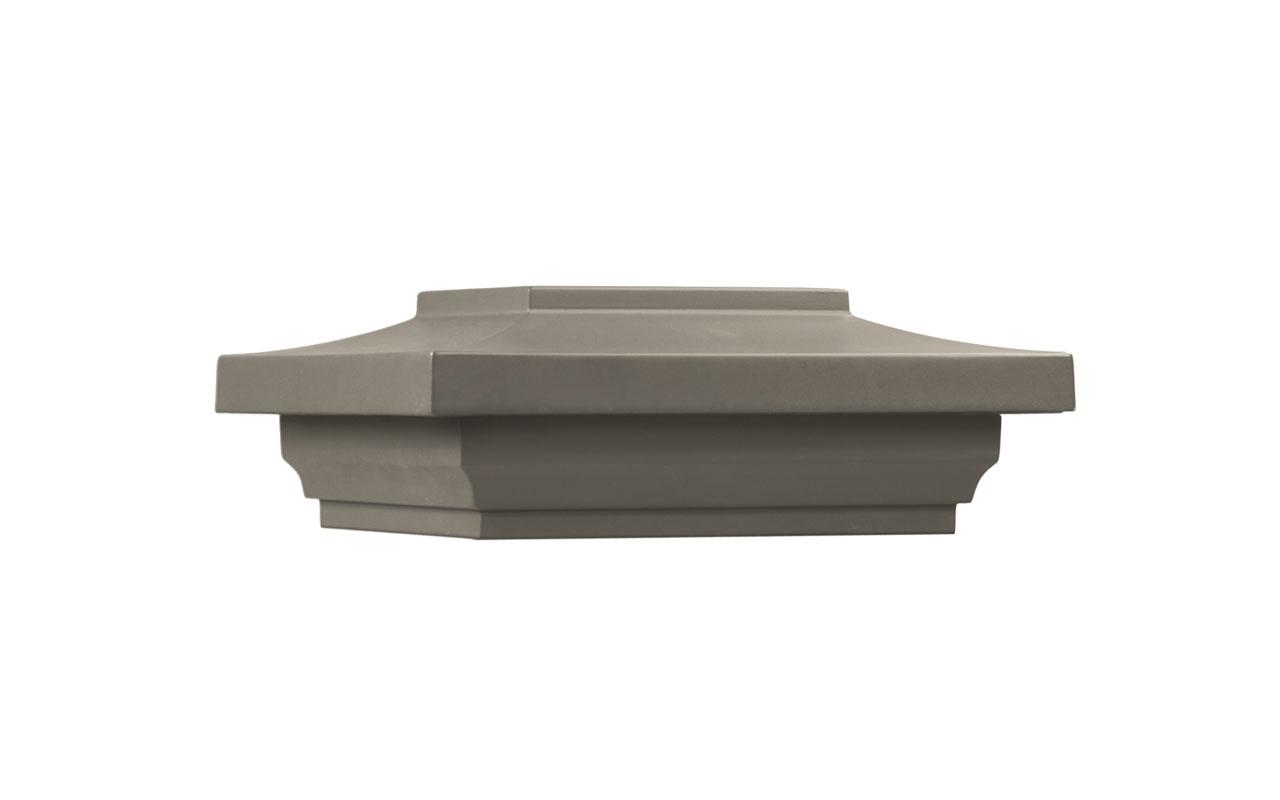 Deckorators® Woodland Gray Solar Postcover Cap