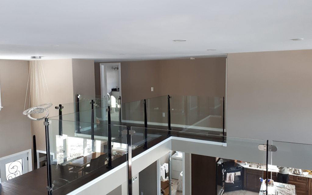 InvisiRail™ Glass Railing System