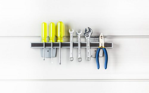 12 Magnetic Tool Bar