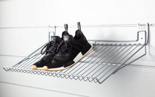 30 x 13.5 Wire Shoe Rack