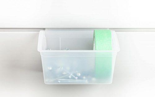 Medium Plastic Bin Large