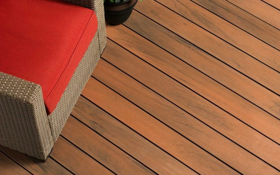 TruNorth™ Deck - Enviro Composite Deck Board Grooved and Solid