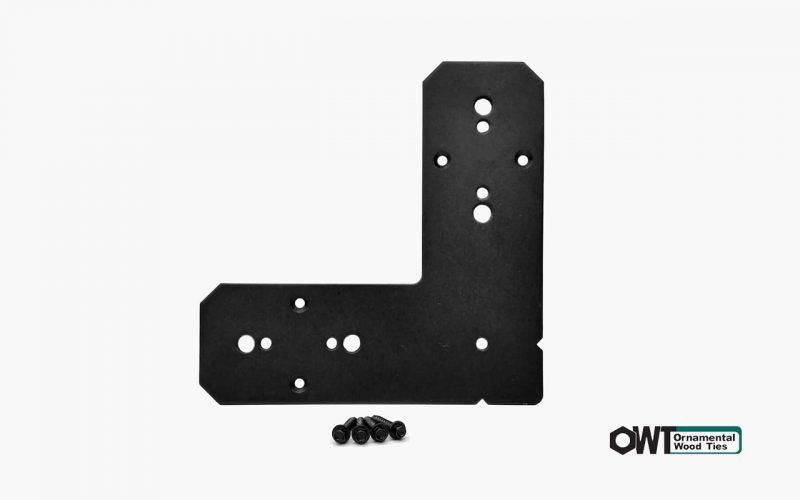 ozco-4″ Flush Outside 90° – IW