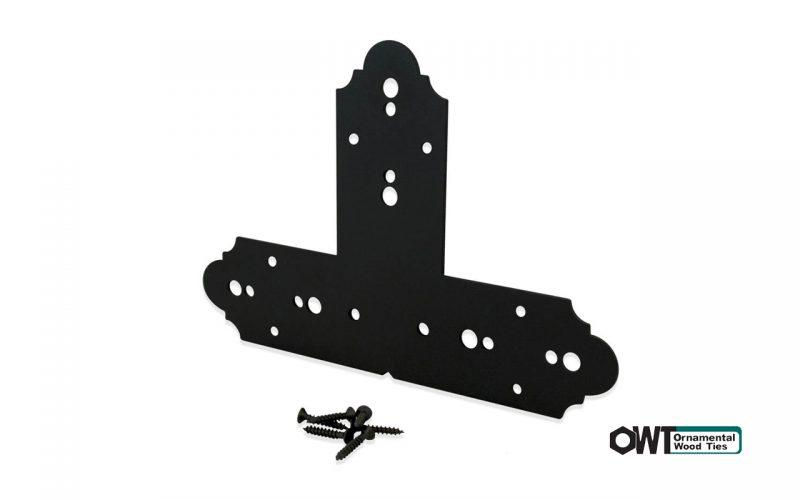 "ozco-4″ ""T"" Tie Plate – LS"