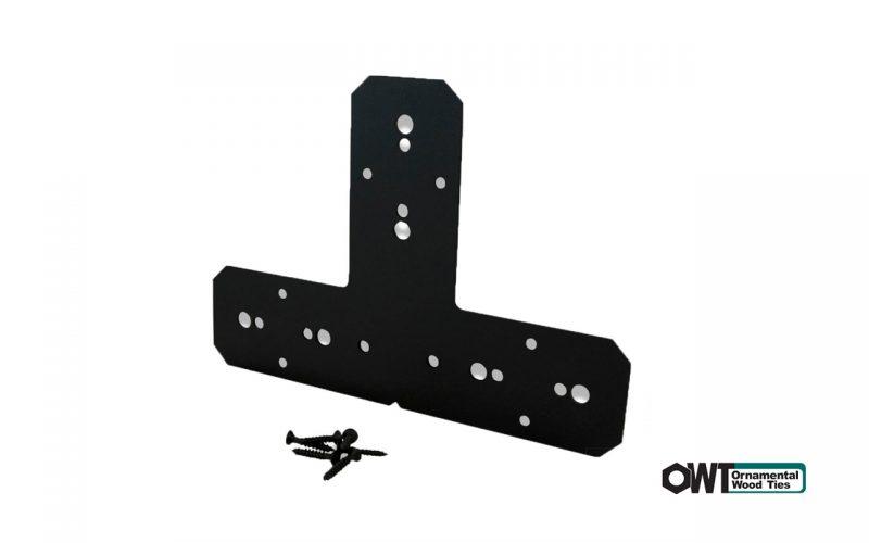 ozco-4″ T Tie Plate Connector
