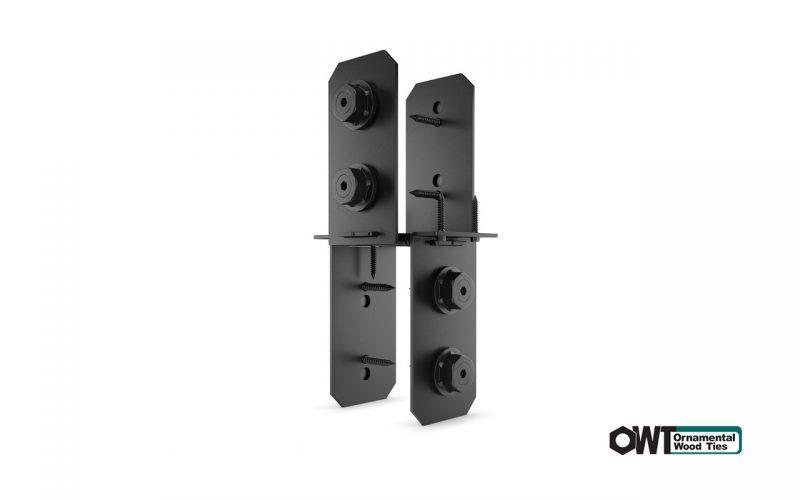 ozco-4″x4″ Column Cap Hardware – IW