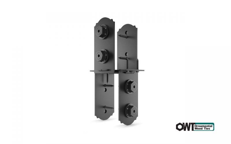 ozco-4″x4″ Column Cap Hardware – LS