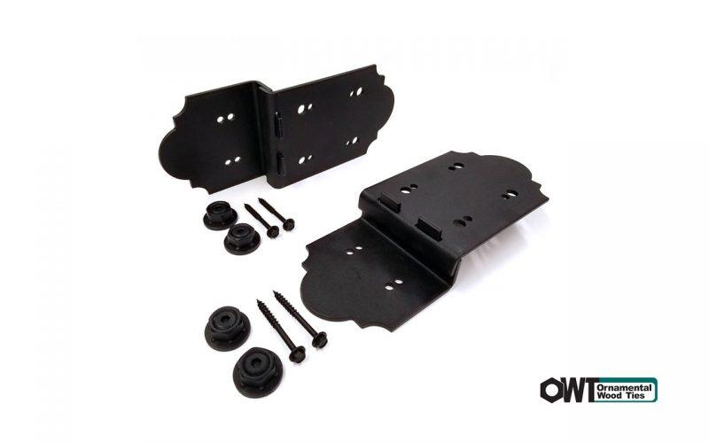 ozco-8″ Post to Beam Coupler (2PK) – LS