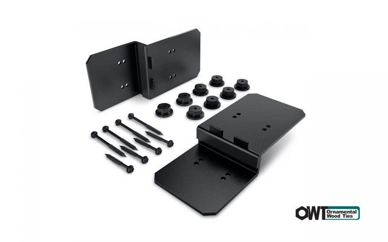ozco-8″ Post to Beam OWT-Lite (2PK)- IW