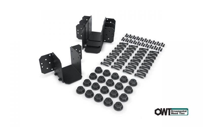 ozco-Beam Hanger Flush 6″-8″ – IW