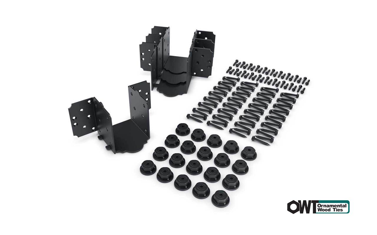ozco-Beam Hanger Flush 6″ to 8″ – LS