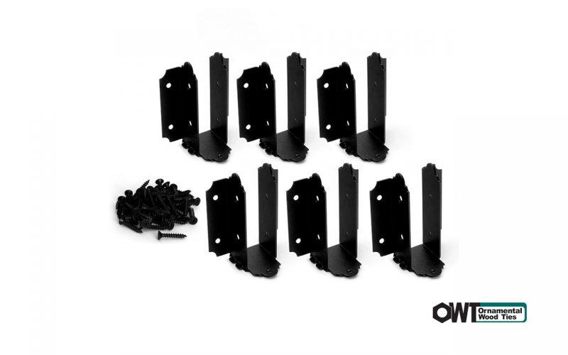 ozco-Joist Hanger Flush 6″ – 8″ (6PK) – LS