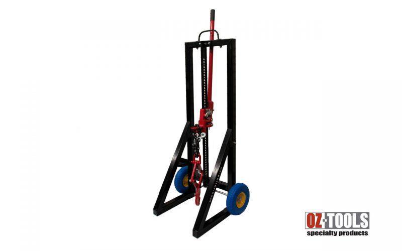 ozco-OZ-Puller w: Clamps