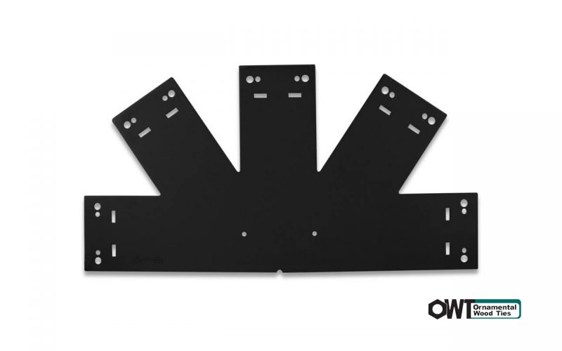 ozco-Truss Base Fan Plate