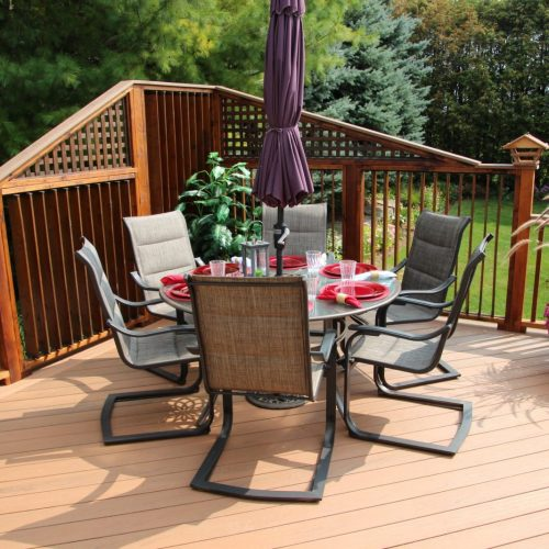TruNorth and Clubhouse Decking: Manufactured in Canada