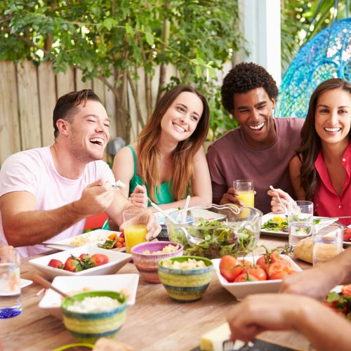 Your Official Guide Outdoor Entertaining in the Summer